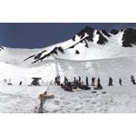 4月から営業開始 千畳敷スキー場