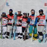 冨高日向子選手がフリースタイルスキー世界ジュニア選手権で優勝!