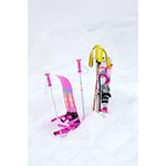 子供向けスキー用品のシーズンレンタル