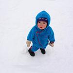 小さな子どもに楽しくスキーを教える方法【ちょっとしたコツ編】