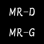 MR-DとMR-Gの境界線を探る